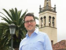 Raúl Pérez, coordinador de C´s Los Realejos.