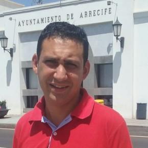 Victor Duque, concejal de Ciudadanos (C´s) del Excmo Ayuntamiento de Arrecife