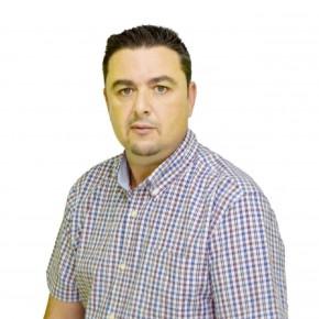 José Domingo Alonso, concejal de Ciudadanos (C´s) en Icod de los Vinos.