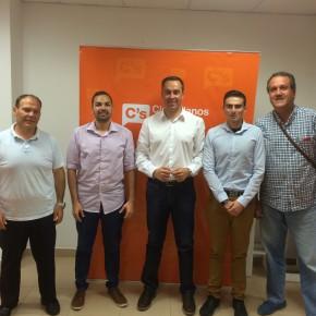 David Morales asume la coordinación de la agrupación de C´s en Gran Canaria Sur-Sureste