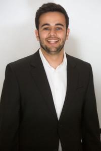 Javier Amador, concejal de Ciudadanos (C´s) y portavoz en el Excmo Ayuntamiento de Las Palmas de Gran Canaria.