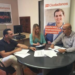 Cs logra por unanimidad que el consistorio de El Rosario se comprometa a poner en marcha un plan de control de vertidos en el municipio