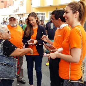 """Melisa Rodríguez (C´s): """"Los que hablan ahora de anclar el REF a la Constitución nunca lo hicieron cuando tuvieron la oportunidad de gobernar"""""""