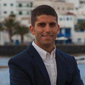 Víctor Duque en Radio Lanzarote
