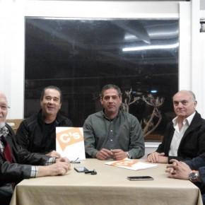 Ciudadanos (C´s) designa a la nueva junta directiva de la agrupación de Candelaria