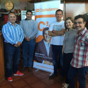 Ciudadanos constituye su agrupación en El Hierro y nombra a su junta directiva
