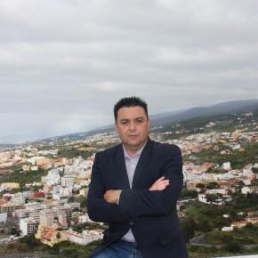 """José Domingo Alonso (Cs): """"El problema de los cortes de agua es un ejemplo más de la falta de previsión del alcalde de Icod de los Vinos"""""""