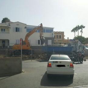 Ciudadanos solicita al Ayuntamiento de Mogán información sobre las obras de acondicionamiento de la GC-500
