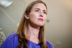 Melisa Rodríguez, diputada de Ciudadanos C´s en el Congreso de los Diputados por Santa Cruz de Tenerife