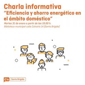 Conferencias eficiencia energética Santa Brígida