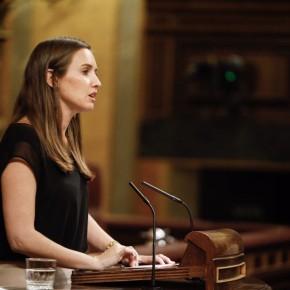 """Melisa Rodríguez (Cs): """"Cumplir nuestros compromisos climáticos envía un mensaje claro a aquellos que han decidido dejar de pelear por el futuro"""""""