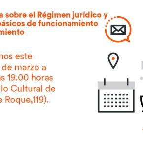 Cs organiza una conferencia en la que se abordará la normativa y los principios básicos de funcionamiento del Ayuntamiento de Telde