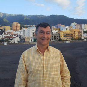 Cs exige al Ayuntamiento de Santa Cruz de La Palma que termine de acondicionar el entorno de la playa