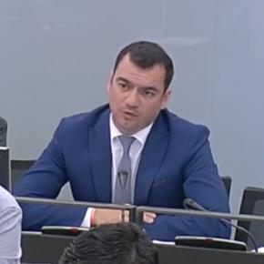 """Saúl Ramírez (Cs): """"Es una buena noticia para Lanzarote que el Gobierno destine una partida específica para la ampliación del muelle de cruceros y para el contradique sur"""""""