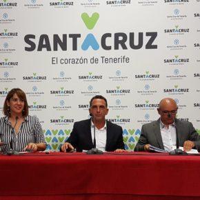 """Enrique Rosales (Cs): """"CC-PP son los responsables de que Santa Cruz de Tenerife sea una ciudad parche"""""""