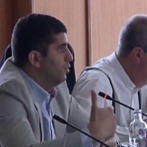 """Benjamín Perdomo (Cs): """"El Cabildo de Lanzarote no puede ser una agencia de colocación de amigos de Coalición Canaria para defender sus intereses"""""""