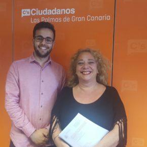 """Beatriz Correas (CS): """"Gracias a Ciudadanos los concejales del tripartito tendrán que rendir cuentas a la justicia por posible delito de administración desleal"""""""