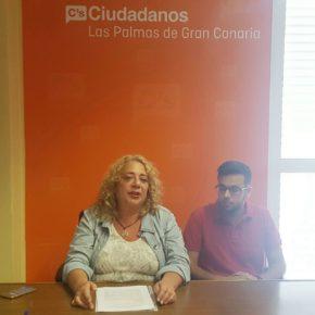 """Beatriz Correas (Cs): """"El tripartito (PSOE, NC y LPGC Puede) es el absoluto desgobierno que se ha adueñado de Las Palmas de Gran Canaria"""""""