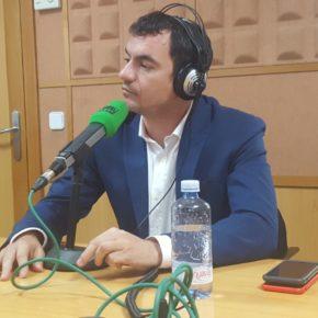 """Saúl Ramírez (Cs): """"Los Presupuestos Generales del Estado están teñidos en gran medida de color naranja"""""""