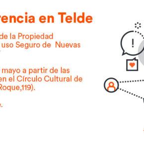 Cs Telde organiza una conferencia para abordar la utilización segura de las redes sociales por los menores en el ámbito familiar
