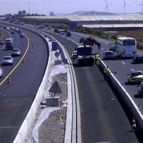 Ciudadanos insta al Cabildo de Gran Canaria a concluir con la mayor celeridad posible el reasfaltado de la GC-1