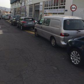 Cs exige al Ayuntamiento de Santa Cruz de Tenerife la mejora y rehabilitación de las áreas industriales y terciarias del municipio