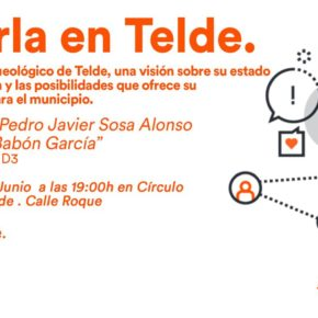 Ciudadanos organiza una conferencia en Telde sobre el Patrimonio Arqueológico del municipio