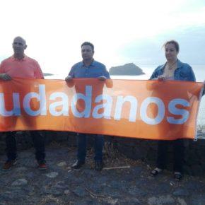 Ciudadanos constituye su primer grupo local en Garachico