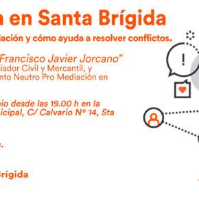 Ciudadanos organiza en Santa Brígida una charla sobre las ventajas de la mediación en la resolución de conflictos