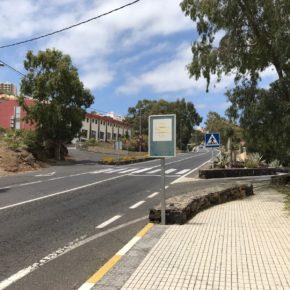 Ciudadanos solicita que se acondicione el acceso al centro de salud de Granadilla de Abona