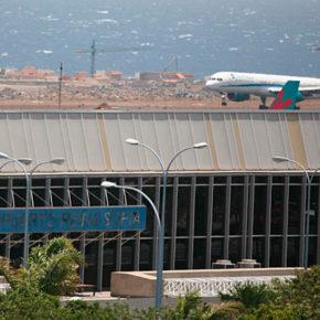 Cs pregunta al Gobierno de España por las actuaciones previstas para modernizar la infraestructura del aeropuerto Tenerife-Sur