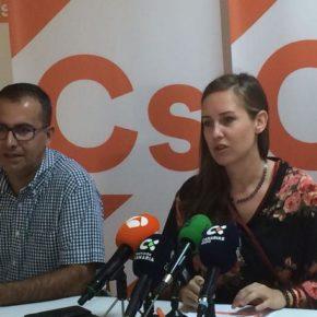 """Melisa Rodríguez (Cs): """"Ciudadanos ha demostrado que ha llegado para trabajar, negociar y anteponer las necesidades de todos los canarios y españoles a los intereses partidistas"""""""