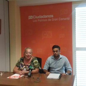 Ciudadanos pide al Ayuntamiento de Las Palmas de Gran Canaria que se sume al homenaje a Miguel Ángel Blanco