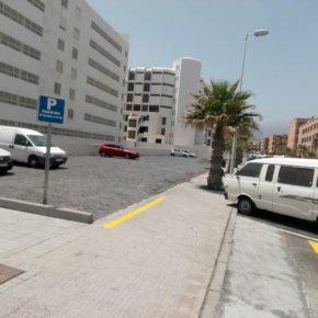 """Cs se alegra de que """"por fin"""" el Ayuntamiento de Granadilla escuche sus demandas y habilite una zona de aparcamiento en El Médano"""
