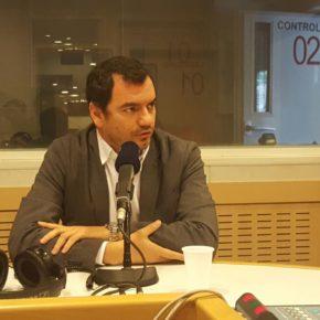 """Saúl Ramírez (Cs): """"Es hora de que el Gobierno de España devuelva el esfuerzo a todos los españoles y reduzca el IRPF"""""""