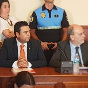 """José Domingo Alonso (Cs): """"Ciudadanos trabajará para desarrollar un programa de gobierno en Icod de los Vinos fruto del diálogo, el respeto y la confrontación de ideas"""""""