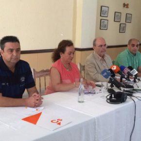 """José Domingo Alonso (Cs): """"Icod de Los Vinos se merece un gobierno que escuche y no que imponga"""""""