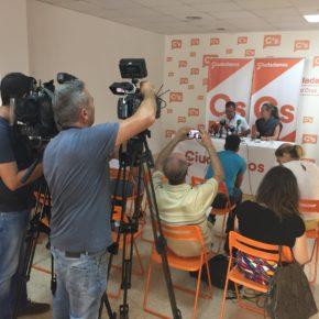 """Melisa Rodríguez (Cs): """"Ciudadanos no hace una política de fichajes"""""""