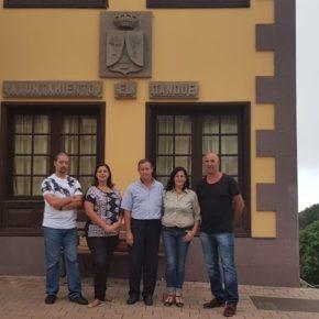 Ciudadanos crea grupo local en El Tanque
