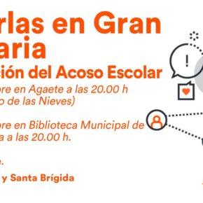 Ciudadanos organiza en Agaete y Santa Brígida unas jornadas sobre prevención del acoso escolar