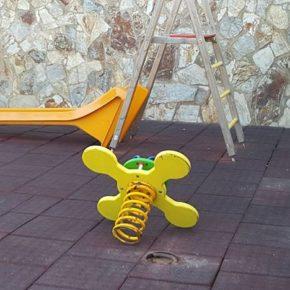 Ciudadanos exige al Ayuntamiento de Garachico que repare y acondicione el parque infantil ubicado en El Guincho