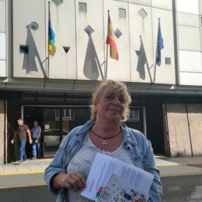 """Beatriz Correas (Cs): """"Es intolerable que los vecinos de la capital tengan que sufrir la pésima gestión del tripartito con la Metroguagua"""""""