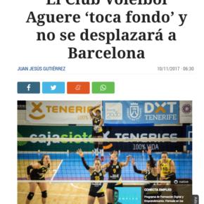 Ciudadanos lamenta que CC y PSOE estén dejando morir el deporte lagunero