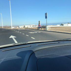 Cs pide al Ayuntamiento de Tías que instale marquesinas en las paradas de guaguas de la Rambla Islas Canarias