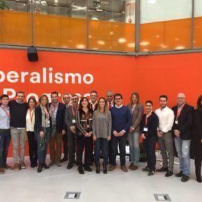 """Teresa Berástegui (Cs): """"Ciudadanos está listo para ser una alternativa de gobierno en Canarias"""""""