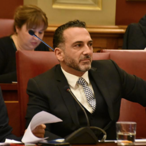 """Enrique Rosales (Cs): """"CC y PP han vuelto a incumplir su promesa de que el Plan Especial de Valleseco se aprobase en mayo"""""""