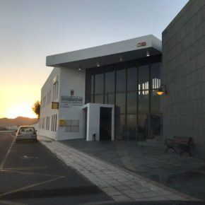 Ciudadanos urge al Ayuntamiento de Tías a acondicionar el edificio multiusos para garantizar la seguridad de sus usuarios