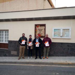 Cs pide al Ayuntamiento de Arico que se implique y trabaje para que el municipio pueda tener infraestructuras hidráulicas que garanticen el riego a los agricultores