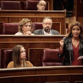 Cs logra el apoyo unánime en el Congreso para que el Gobierno reconozca a la ajedrecista grancanaria Sabrina Vega por su defensa en los derechos de la mujer