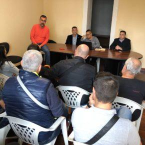 """Mariano Cejas (Cs): """"El objetivo de Ciudadanos es llegar a todos los rincones de La Palma en 2019"""""""